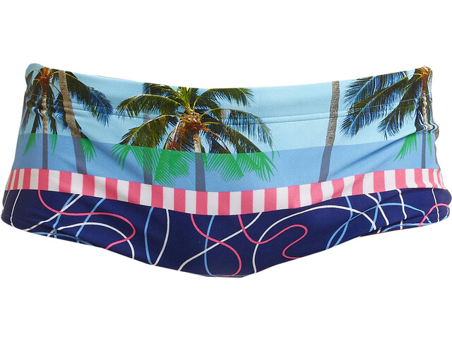 Funky Trunks Sidewinder Trunks Men, lunchtime dip